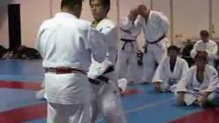 Yamashita O Uchi Gari Kuzushi