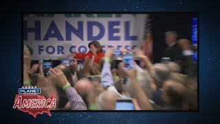 The race in Georgia … a reality check for Democrats?