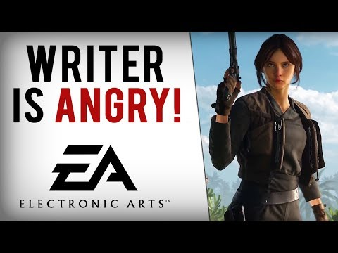 Xxx Mp4 Rogue One Writer SLAMS EA Says Disney Must Take Star Wars License Away From Them 3gp Sex