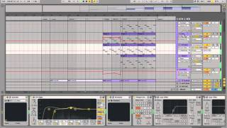 Calvin Harris, Alesso - Under Control (DF Remake Ableton Live)
