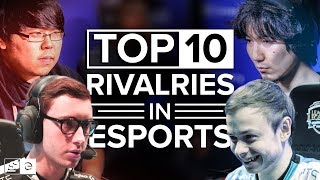 The Top 10 Rivalries in Esports