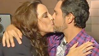 Ana Carolina comemora o lançamento do DVD
