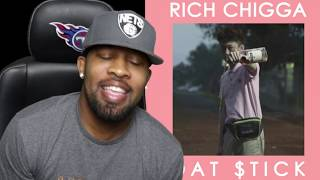 What DID I Watch?? Rich Brian - Dat $tick | My Reaction