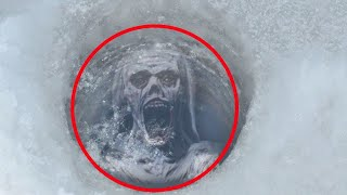 5 Most Mysterious Things Found Frozen In Ice