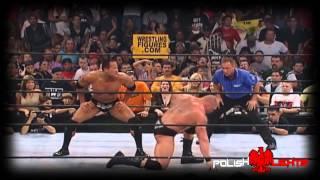 WWE SummerSlam 2002 Brock Lesnar vs The Rock   Highlights 12