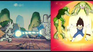 Vegeta Stronger Than Goku?