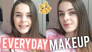 Summer Everyday Makeup Routine!