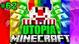DAS ist DER BÜRGERMEISTER?! - Minecraft Utopia #062 [Deutsch/HD]
