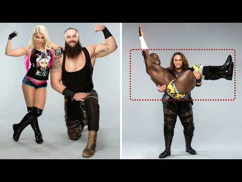 Xxx Mp4 Amazing Poses Of WWE Mixed Match Challenge Teams 3gp Sex