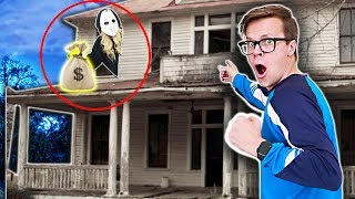 Overnight in Game Master Safe House by Rebecca Zamolo Twin (Underground Tunnel and Missing $10,000)
