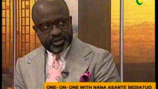 NewDay   One-on-One with Nana Asante Bediatuo - 4/5/2016