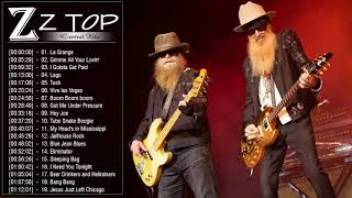 ZZ Top Greatest Hits  - Best Songs Of ZZ Top - Top 20 Rock Songs Ever