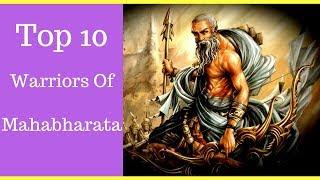 Top 10 warriors of Mahabharata (Battle Music)