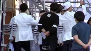 [Fancam] 150516 Pyeong Chang G-1000 GOT7 at backstage