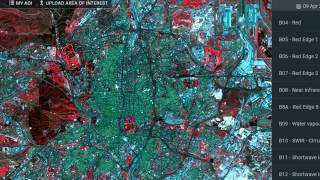 Downloading satellite data | burdGIS