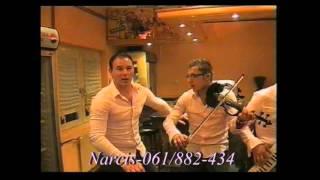 Narcis(Zajko i Seval To je Sapna)Studio Kemix (Officiall video )2008