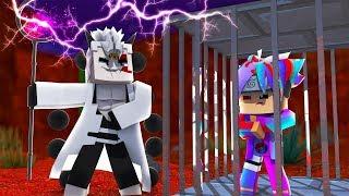 Minecraft: SARUTO - O FIM DO SARUTO! KAWAKI PRENDEU O SARUTO #55