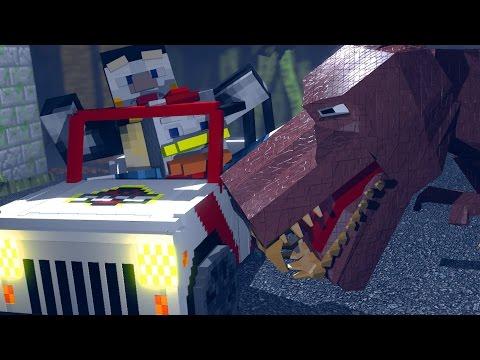 Minecraft Dinosaurs | Jurassic Craft Ep 95!