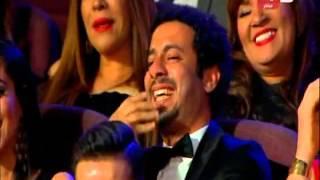 أحمد أمين وسخريته من تمثال أوسكار النسخة العربية