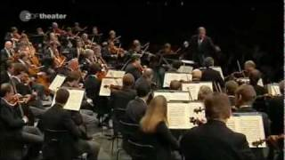 Valery Gergiev conducts Rimsky's Scheherazade - Festival at Baghdad. The sea and the shipwreck.