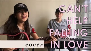 Cant Help Falling In Love by Elvis Presley (Cover)   Angelica Feliciano