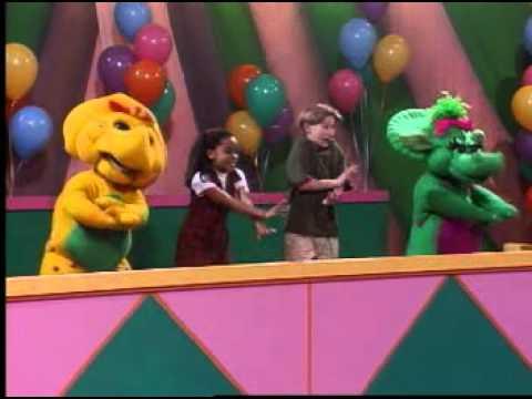 Barney Adventure Bus Elephant Song
