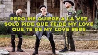 Andas en Mi Cabeza  [Chino y Nacho Letra]  Letras y Canciones