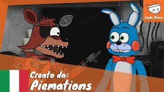 5 AM: da Freddy's Il prequel DOPPIAGGIO [ITA]