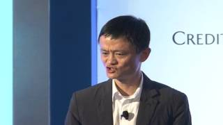 Jack Ma - E-commerce in China and Around the World