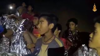 More boys carried out in Thailand cave rescue
