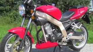moto 125 xY