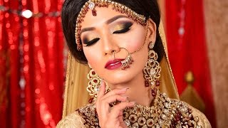 Zoebia Majeed MUA - Pakistani, Asian Bridal Makeover