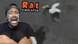 WHAT DID THEY DO TO HIM?! || Rat Simulator #1
