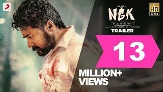 NGK - Official Trailer Tamil | Suriya, Sai Pallavi, Rakul Preet | Yuvan Shankar Raja | Selvaraghavan