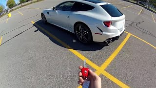 2014 Ferrari FF - WR TV POV City Drive