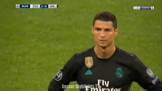 Tot Vs RMA 3-1 All Goals And Highlights Champions League November 1 , 2017