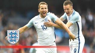 Official - England 2-1 Turkey (2016 Friendly) | Goals & Highlights