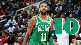 Kyrie Irving TOP 10 PLAYS OF HIS CARRER