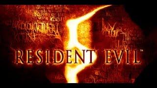 Resident Evil 5: Full Story Movie [german] [1080p]