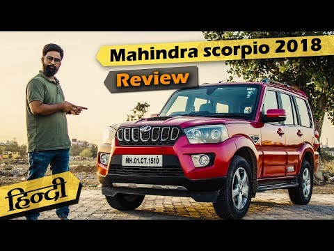 Xxx Mp4 Mahindra Scorpio 2018 Review In Hindi Most Detailed ICN Studio 3gp Sex