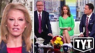 Kellyanne Conway: Don't Blame Trump!