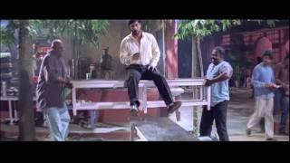 Gemini   Tamil Movie   Scenes   Clips   Comedy   Songs   Vikram college fight scene