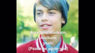 Harris j assalamuAlaikum Lyrics