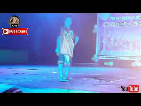 Xxx Mp4 Karbi Cute Baby Girl Showing Her Fashion Shows At Bakalia 2nd Langpher Fest By Kimrich TV 3gp Sex