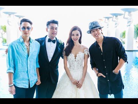 Xxx Mp4 Celebrity Ken Chu Of F4 Meteor Garden And Actress Wife Han Wen Wen Tied Their Knot At Mulia Bali 3gp Sex
