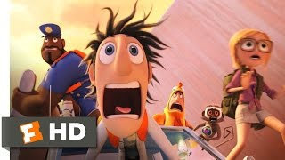 Cloudy with a Chance of Meatballs 2 - Living Food Scene (3/10) | Movieclips
