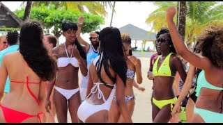 Gyptian - Wet Fete ft. Kes The Band | Official Music Video