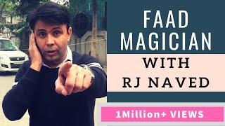 G FAAD MAGICIAN | MEHENGI CAR | ft. RJ NAVED MURGA KING | RJ Abhinav