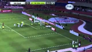 São Paulo 3 x 2 Atlético Nacional Sul-Americana 2013 Narração Rogério Assis JPAM