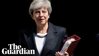 Theresa May makes statement on her 'New Brexit Deal' - watch live